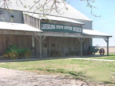 Louisiana Cotton Museum, Lake Providence, East Carroll Parish, Louisiana